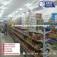 Beli Panda Rak Supermarket D4 Island Gondola Start 4