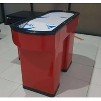 Distributor Panda Smart Cashier Counter Meja Kasir  3