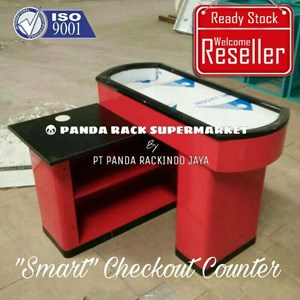 Panda Smart Cashier Counter Meja Kasir