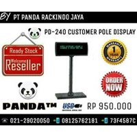 Panda Pd-240 Customer Pole Display Led 1