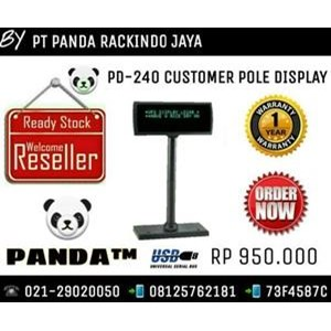 Panda Pd-240 Customer Pole Display Led