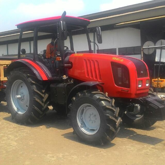 Sell Traktor 4 Roda 150hp Belarus Mtz 1523 3 From