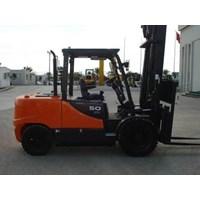 Forklift Doosan 5 Ton Diesel D50c