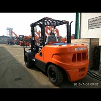 Doosan Forklift 1