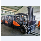 Forklift Diesel Doosan 3.5 Ton 8