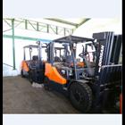 Forklift Diesel Doosan 3.5 Ton 1