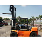 Forklift Diesel Doosan 7 Ton 2