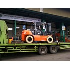 Forklift Diesel Doosan 7 Ton 4