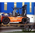 Forklift Diesel Doosan 16 Ton 3
