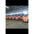Forklift Diesel Doosan 16 Ton 9
