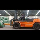 Forklift Diesel Doosan 16 Ton 5