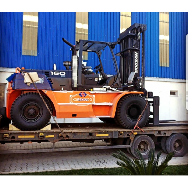 Forklift Diesel Doosan 16 Ton