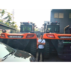 Forklift Diesel Doosan 25 Ton 3