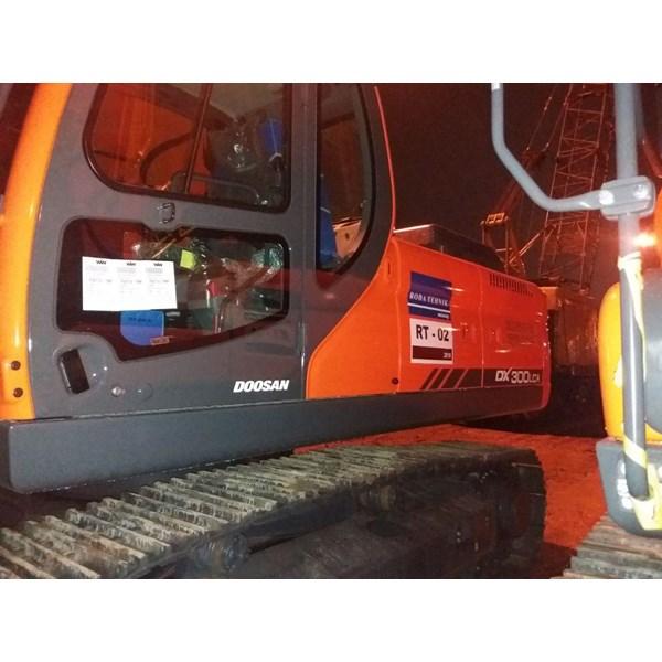 Excavator Doosan DX500