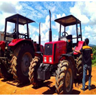 Belarus Agriculture Tractors 90 HP 1
