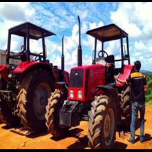 Belarus Agriculture Tractors 90 HP