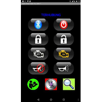 Jual - Alarm Remot Motor Android Anti Maling Dan Begal Bergaransi