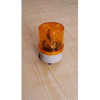 Distributor Jual S100r Bulb Revolving Warning Light Merk Q Light ( Lampu Strobo Beacon )  3