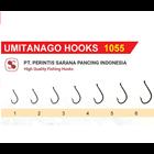Mata Pancing Umitanago 1055 Nomor 1-6 1