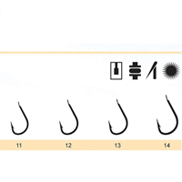 Mata Pancing Marusode 1008 Nomor 11-12-13-14