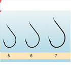 Mata Pancing Chinu 9623 Nomor 5-7 1