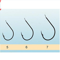Mata Pancing Chinu 9623 Nomor 5-7