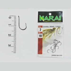Mata Kail Pancing NARAI Type 1053 Chinu Ring Size 2