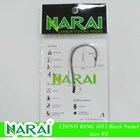 Mata Kail Pancing NARAI Type 1053 Chinu Ring Size 3 5