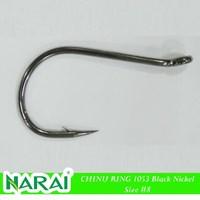 Mata Kail Pancing NARAI Type 1053 Chinu Ring Size 9 Murah 5