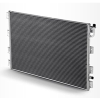 Air Compressor Radiator