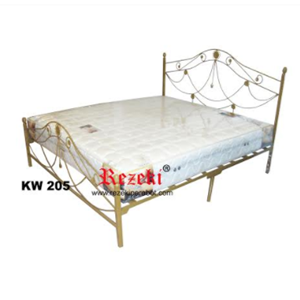 Tempat Tidur KW205