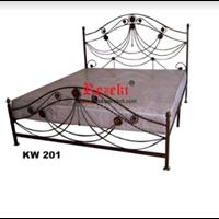 Jual Tempat Tidur KW201