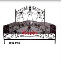 Jual Tempat Tidur KW202