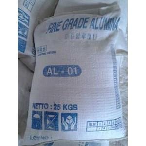 Kimia Industri Alumunium Oxide