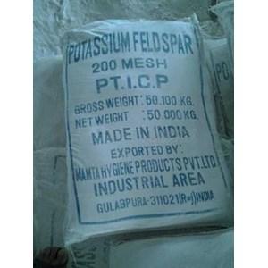 Kimia Industri Pottasium Feldspar