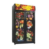 GEA EXPO-1050F Flower Kulkas Showcase 1.172 Liter 1