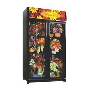 GEA EXPO-1050F Flower Kulkas Showcase 1.172 Liter