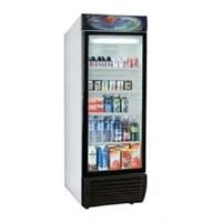 GEA EXPO-480 Display Cooler Kulkas Showcase 480 Liter - Silver 1