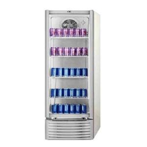 GEA EXPO-37FC Display Cooler Kulkas Showcase 282 Liter - Silver