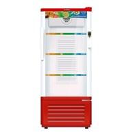 Sanken SRS-188-MR Display Cooler Kulkas Showcase 180L - Putih Merah 1