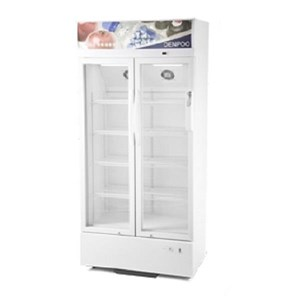 Denpoo SC-708 Display Cooler Kulkas Showcase 708L - Putih