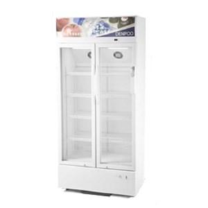 Denpoo SC-508 Display Cooler Kulkas Showcase 508L - Putih