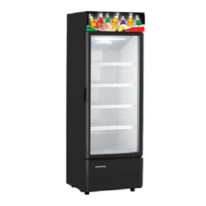 Modena SC 1301 Display Cooler Kulkas Showcase 300L - Hitam
