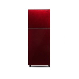 Sharp SJ-246XG-MR Red Lemari Es / Kulkas 2 Pintu - 205 Liter