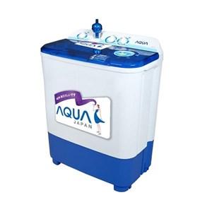 Aqua QW-770XT Mesin Cuci 2 Tabung - 7 Kg