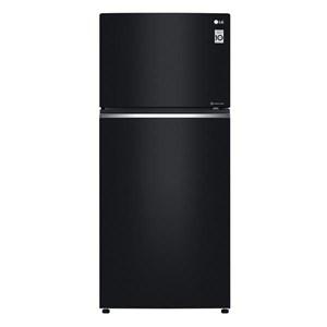 LG GN-C702SGGU Lemari Es / Kulkas 2 Pintu Inverter Linear Compressor - 547 Liter