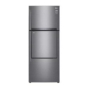 LG GN-A702HLHU Lemari Es / Kulkas 2 Pintu Door-in-Door™ - Inverter Linear - 549 Liter