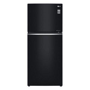 LG GN-C422SGCN Lemari Es / Kulkas 2 Pintu Door Cooling+™ - 416 Liter