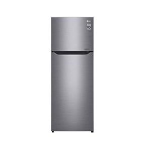 LG GN-C372SLCN Lemari Es / Kulkas 2 Pintu Door Cooling+™ - 333 Liter