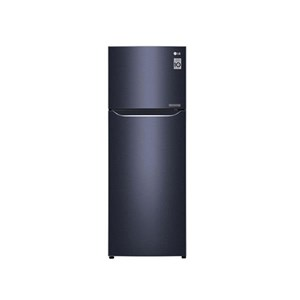 LG GN-C272SQCN Lemari Es / Kulkas 2 Pintu Door Cooling+™ - 272 Liter